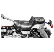 Mustang Regal Duke 2-up seat. 2-piece Fits: > 82-94 FXR; 99-00 FXR