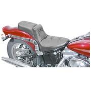 Mustang zadel REGAL DUKE Softail 2000-06 STANDAARD ACHTERBAND