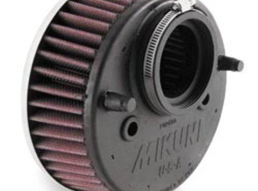 K&N High flow air filter for Mikuni HSR - EXTRA FLOW
