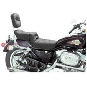 Mustang seat  xl96-03 3 3 GAL REGAL DUKE Sportster XL 96-2003