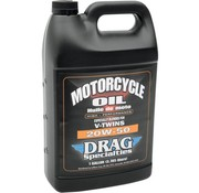Drag Specialities Oil Motorcycle Sae 20W50 for V-Twin engines - 4ltr