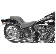 Mustang Daytripper 2-up one-piece seat Fits Softail 2006-2017