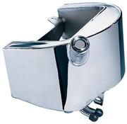 réservoir de réservoir d'huile - Chrome 89-99 Softail