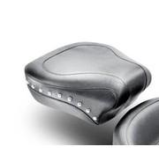 Mustang seat solo WIDE STUDDED REAR Softail 2007-2015 STandARD REAR TIRE