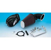 K&N air cleaner air charger performance intake kit