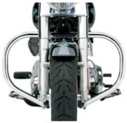 Cobra crashbar - motorbescherming Freeway Bar 91-16 Dyna