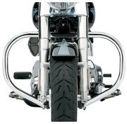 Cobra crashbar - motorbescherming Freeway Bar 95-16 FLSTC
