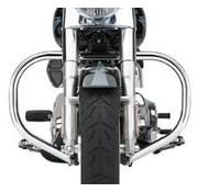 Cobra crashbar - motorbescherming Freeway bar chroom Sportster XL 04-16