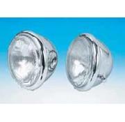 Zodiac headlight 5 1/2 Chrome
