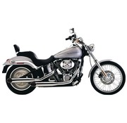Cobra exhaust 3 1/2 inch Deluxe Slash Cut 86-06 Softail