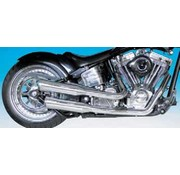 Supertrapp FAT SHOTS FÜR SOFTAILS MIT RIGHT SIDE DRIVE