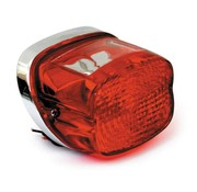 MCS taillight  late style – Fits:> 73-98 H-D