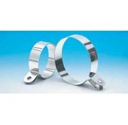 Supertrapp exhaust muffler clamps