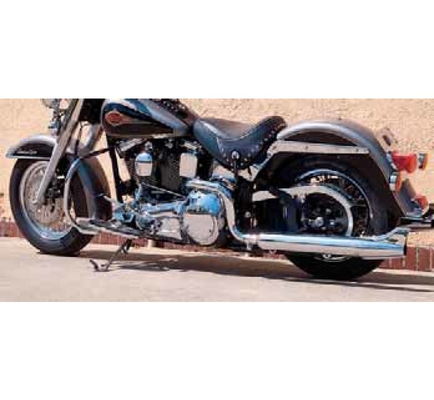 Peachy Kerker Harley Davidson Exhaust Cross Over 2 Into 2 Systems Caraccident5 Cool Chair Designs And Ideas Caraccident5Info