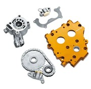 TC-Choppers Engine Cam Chain Tensioner Plate Upgrade Kit - 1999 - 2006 Twincam