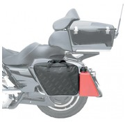 Saddlemen poliéster forro de alforja para el uso con bidón Harley Davidson Touring