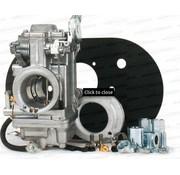 Mikuni Carburetor HSR42 easy