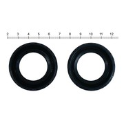 James gaskets and seals wheel seal rubber 84-99 Big Twin XL Swingarm 58-86 Big Twin