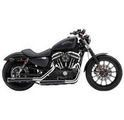 Cobra uitlaat RPT slip-ons Uitlaat 3 inch Chroom of zwart - Voor:> 07-13 Sportster XL