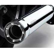 Cobra exhaust RPT Mufflers Chrome or Black - 95‑16 FLHT/ FLHR/ FLHX/ FLTR and H‑D FL Trike (except 15‑16 FLRT)