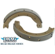 TC-Choppers brake rear shoe organic for 36‑47 Knucklehead
