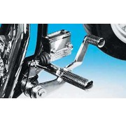 TC-Choppers Controls Chrome forward control kits with master cylinder for Big Twin