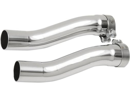 Cobra exhaust adapter kit for TRI GLIDE