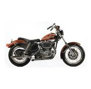 Paughco exhaust Slash cut pipes Fits: > 57-85 XL Sportster