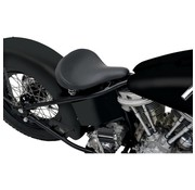 TC-Choppers seat solo Spring Large Front Vinyl Black
