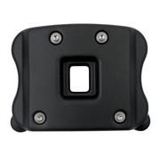 MCS conjunto de tapa de balancines, Sportster XL 04-06 - Negro