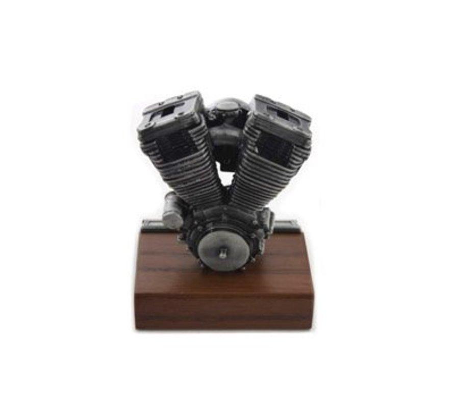 Accessoires Evolution-motor op houten voet