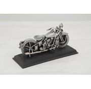 """1936 Knucklehead 61 """"komplette Motorrad-Modell mit authentischen Details!"""