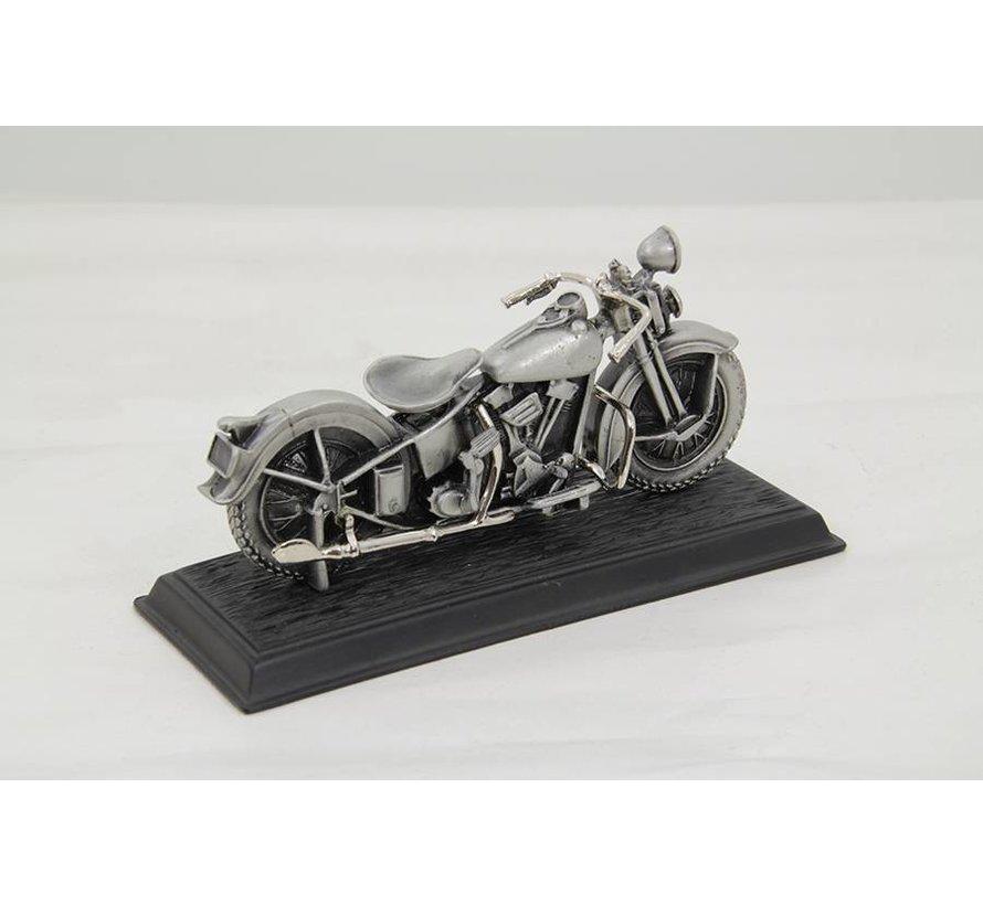 """Harley Davidson 1936 Knucklehead 61 """"komplette Motorrad-Modell mit authentischen Details!"""