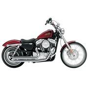 Cobra uitlaat Speedster Slash Down met Powerport chroom 04-06 Sportster XL