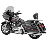 Cobra uitlaat True Dual Header System: Past op:> 95-06 FL .. Touring FLH / FLT