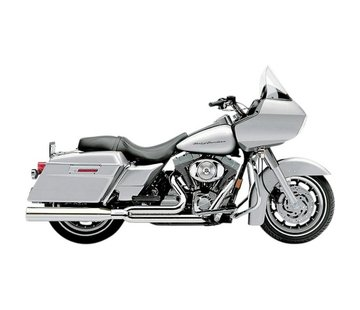 Cobra Auspuffanlage Powerpro HP Chrome; 07-08 FLH / T
