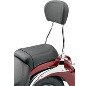 Cobra barra para un acompañante redonda estándar, cromo - Softail