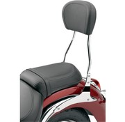 Cobra sissy bar rond Standard, Chrome - Softail