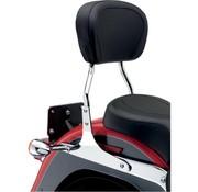 Cobra sissybar   round 14 inch Chrome - Sportster XL