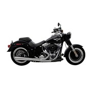 Supertrapp SuperMegs 2 en 1 - Chrome Softail 1990-2006