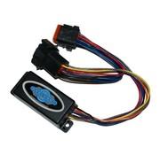 Badlands Illuminator - Run-Turn-Brake-module met ingebouwde load equalizer plug-in Past op> 94-96 FL