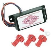 Badlands turn signal Turn-Signal Load equalizer III Hard Wire - universal