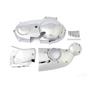 MCS Engine   Sportster XL dress-up Chrome trim kit: Fits:> 91-03 Sportster XL