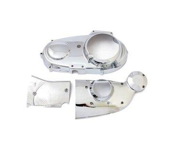 TC-Choppers Engine Sportster XL dress-up chroom en sierkit: Past op:> 91-03 Sportster XL