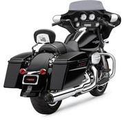 Cobra Auspuffanlage 2 in 1 Chrome; Für 10-16 FLT, FLHT, FLHR, FLHX, FLTR Modelle