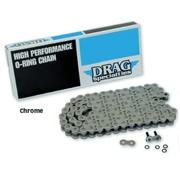 TC-Choppers chain drive 530 Series O-ring chain - Chrome