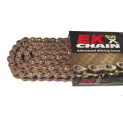 TC-Choppers chain drive 530 series ZVX3 sealed chain - GOLD