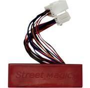 Cust. Dyn. Convertis arrière clignotants Run-Brake-Turn - Pour 11-16 Softail (sauf FXCWC / FXS / FLS / FXSBSE / FLSTNSE), 12-16 FXD (sauf FXDB / FXDWG)