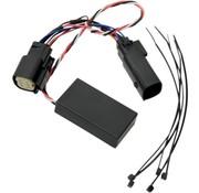 Magie Strobe Bremslicht Flasher; Für 10 - 13 FLHX, 10 - 13 FLTRX (und CVO Modelle)