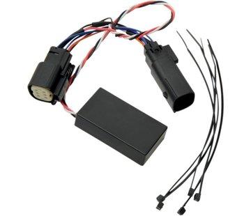Magic Strobe Brake Light Flasher; For 10 - 13 FLHX, 10 - 13 FLTRX (and CVO models)